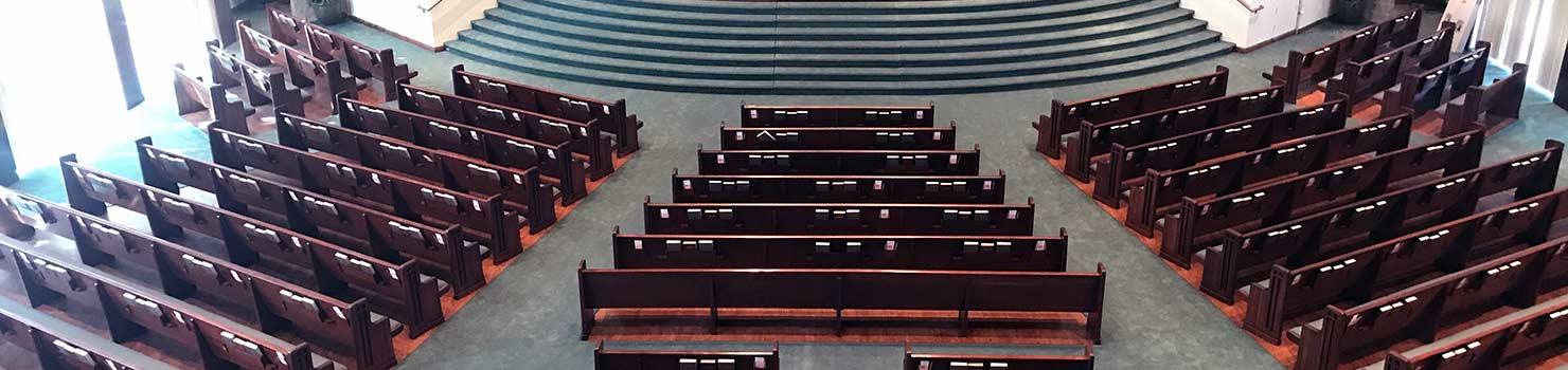 View of Church Auditorium