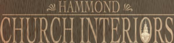 Hammond Church Interiors